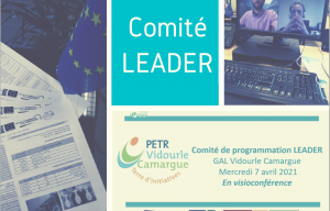 Comité LEADER Avril 2021